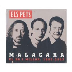 CD Els Pets - Malacara