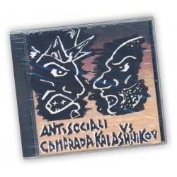 CD Antisociali vs. Camarada Kalashnikov