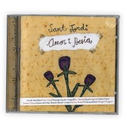 CD Sant Jordi, amor i poesia