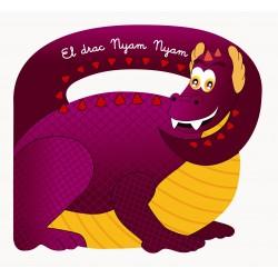 Conte El drac Nyam Nyam (lletra lligada)