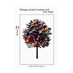 Llibre Paisatge, territori i societat civil - Premi Octubre 2010