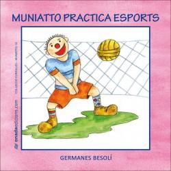 Llibre Muniatto practica esports