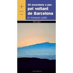 Llibre 20 excursions a peu pel voltant de Barcelona