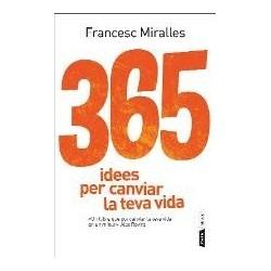 Llibre 365 Idees per canviar la teva vida