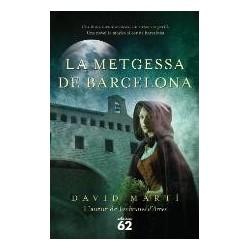 Llibre La metgessa de Barcelona