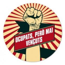 Adhesiu Ocupats, però mai vençuts