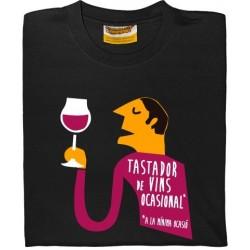 Samarreta Tastador de vins ocasional
