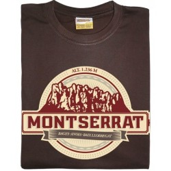 Samarreta Montserrat - muntanyes