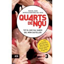 Llibre Quarts de nou