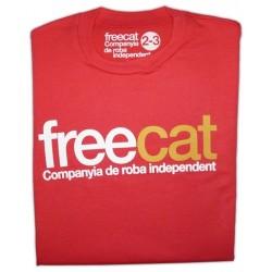 Samarreta Nen - Freecat