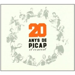 CD Picap 20 anys