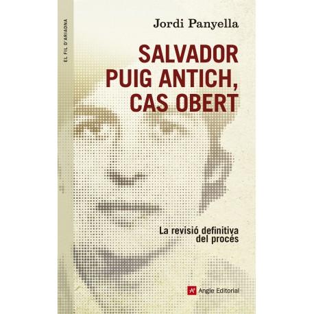 """Llibre """"Puig i Antich, cas obert"""""""