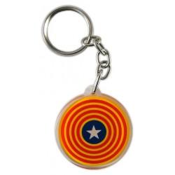 Clauer estelada circular