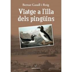 """Llibre """"Viatge a l'illa dels pingüins"""""""