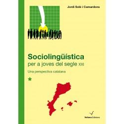 """Llibre """"Sociolingüística per a joves del S. XXI"""""""