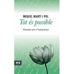 Llibre Tot és possible - Miquel Martí i Pol