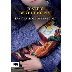 Llibre La catàstrofe de ser un nen