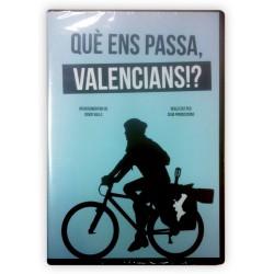 """DVD documental """"què ens passa, valencians!?"""""""