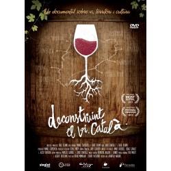 """DVD """"Deconstruïnt el vi català"""""""