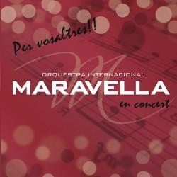 CD Per vosaltres - Orquestra Maravella