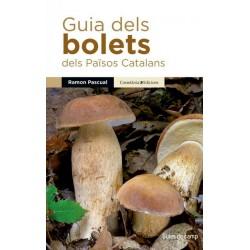 Llibre Guia dels bolets dels Països Catalans