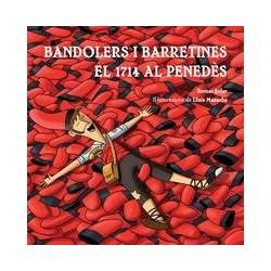 Llibre Bandolers i barretines