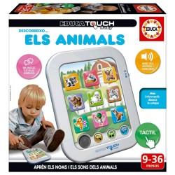 Joc Descobreixo els animals Educa