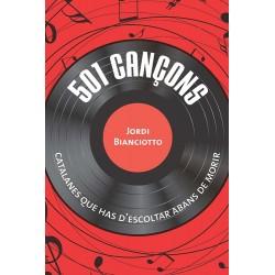 Llibre 501 cançons catalanes que has d'escoltar abans de morir