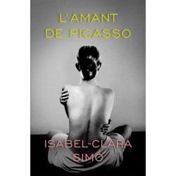 """Llibre """"L'amant de Picasso"""" d'Isabel-Clara Simó"""