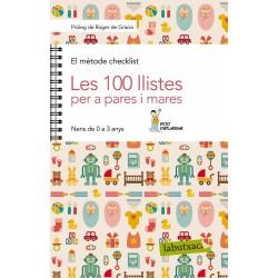 """Llibre """"Les 100 llistes per a pares i mares"""""""