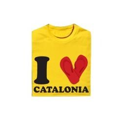 Samarreta I love catalonia