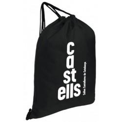 """Motxilla d'esquena """"Castells"""" (CCCC)"""