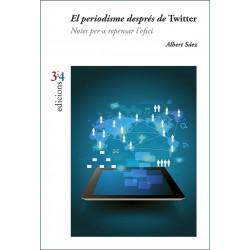 """Llibre """"periodisme després de Twitter"""""""