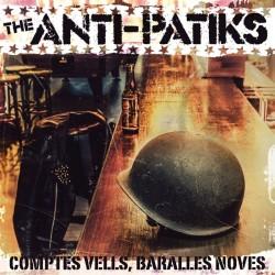 CD Anti-pàtiks - comptes vells, baralles noves