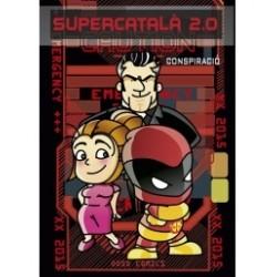 """Còmic """"Supercatalà 2.0- Conspiració"""""""