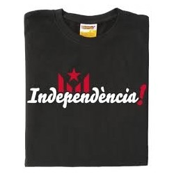 Samarreta Independència!