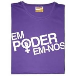 """Samarreta NOIA """"empoderem-nos"""""""