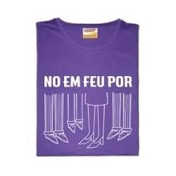 """Samarreta NOIA """"No em feu por"""""""