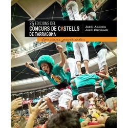"""Llibre """"Emocions puntuades - 25 edicions del Concurs de Castells de Tarragona"""""""