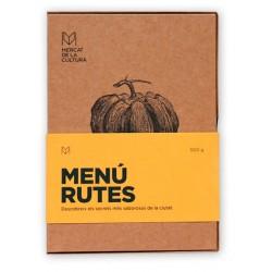 Pack Mercat de la Cultura // Menú Rutes // places per rutes guiades