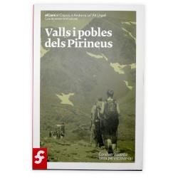 Llibre Guia del camí Valls i pobles dels Pririneus