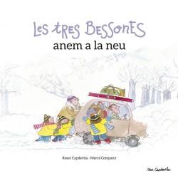 Llibre-conte Les Tres Bessones anem a la neu
