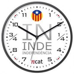 Rellotge de paret in inde independencia NCAP40