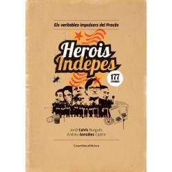 Llibre Herois indepes