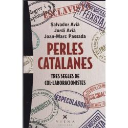 Llibre Perles catalanes: tres segles de col·laboracionistes