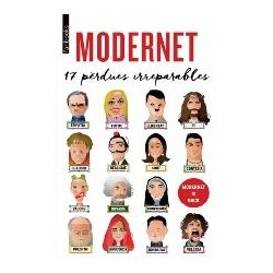 Llibre Modernet. 17 pèrdues irreparables