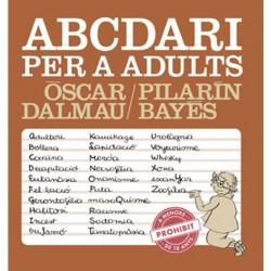Llibre Abcedari per a adults