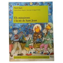 Llibre Els minairons i la nit de Sant Joan