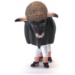 Figura de goma Bou de Valls