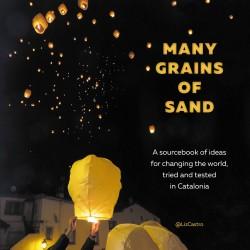 LLibre Many grains of sand (edició EN ANGLÈS), de Liz Castro